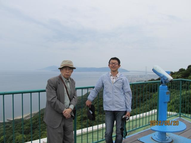 2012.5.21須磨浦公園(藤浦さんと)